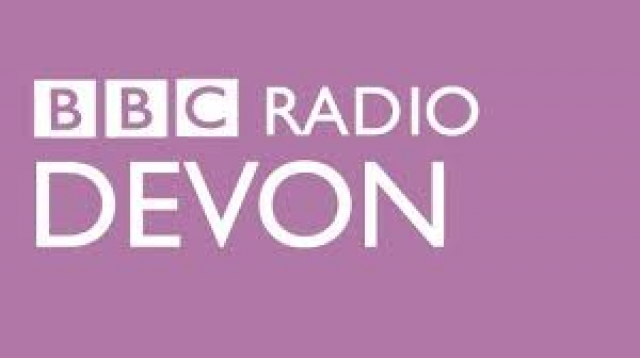 BENJAMIN APPEARS AS A GUEST ON 'GOOD MORNING DEVON'<br />10th June 2014