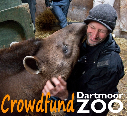 CROWDFUND DARTMOOR ZOO COMES TO A CLOSE <br />22nd December 2014