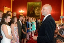 Duke of Edinburgh Awards Talk