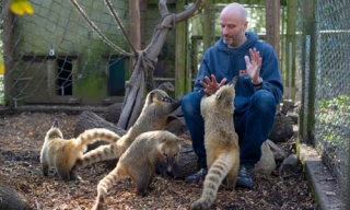 The Devon zoo that inspired a Hollywood movie.